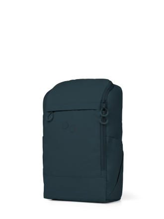 pinqponq Backpack PURIK- Slate blue pinqponq