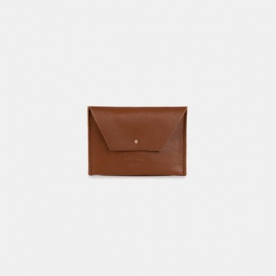 ann kurz Mika Cuoio Leather Mini