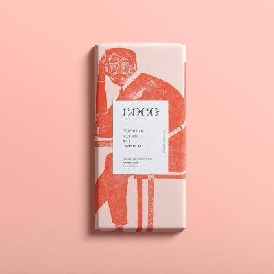 Colombian Milk COMING SOON COCO Chocolatier