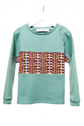 Kids EDELCUT Mint J07 Organic Cotton