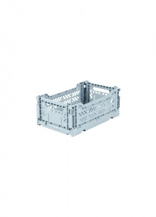 AyKasa Mini Storage Box Pale Blue