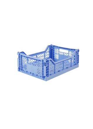 AyKasa Midi Storage Box Baby Blue