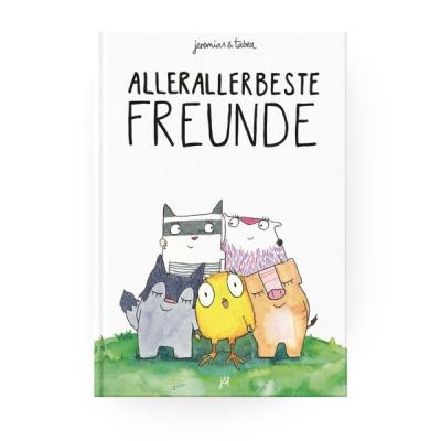 Kinderbuch - Allerallerbeste Freunde - jeremias&tabea