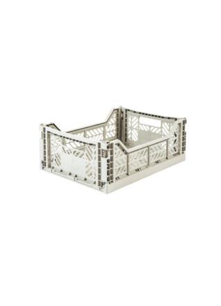 AyKasa Midi Storage Box light grey
