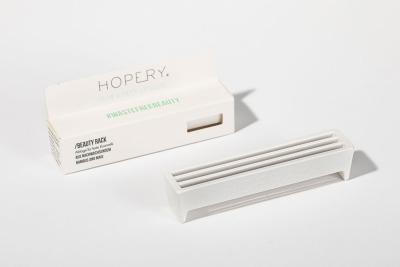 Hopery Beauty Rack WHITE GIVE PIECE