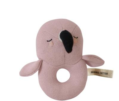Eef Lillemor Baby Rattle Flamingo