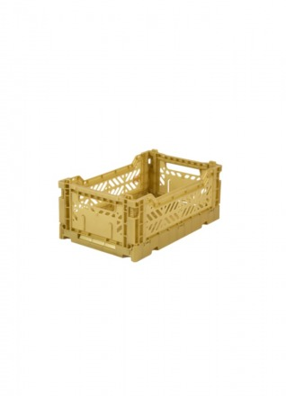 AyKasa Mini Storage Box Gold Storage