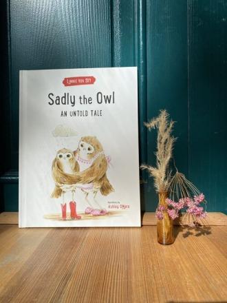 Buch Sadly the Owl Linnie von