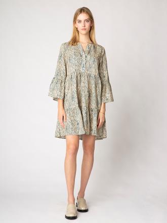 Storm Marie SAGA SHORT DRESS Tencel
