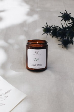 Sage Candle 180ml Garden State Candle