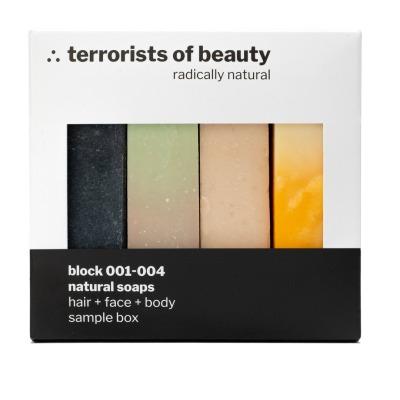 terrorists of beauty sample box