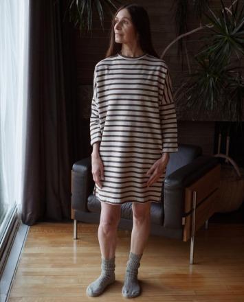 BEAUMONT ORGANIC Sarasi-Sue Organic Cotton Dress