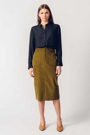 ALDAI SKIRT - SKFK Ethical Fashion