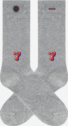 A-dam Socken SEF Grey PETA zertifiziert