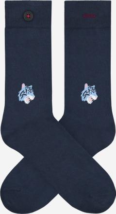A-dam Socken TIMME Navy PETA zertifiziert