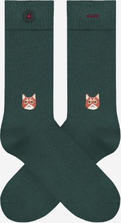 A-dam Socken SAMMIE Green PETA zertifiziert