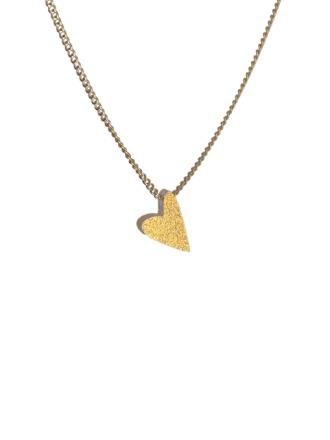 TURINA Kette lovedbyme madebyme sparkle Gold
