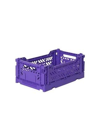 AyKasa Mini Storage Box Violet Storage