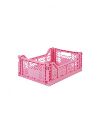 AyKasa Midi Storage Box Baby Pink