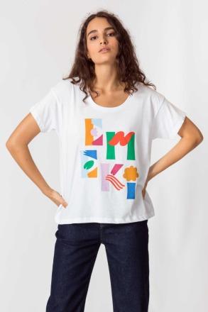 SKFK EMEKI T-SHIRT SKFK Ethical Fashion