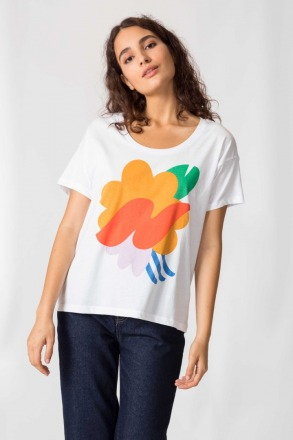 SKFK EMEKILORE T-SHIRT SKFK Ethical Fashion