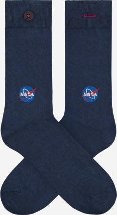 A-dam Socken TIMO Blue PETA zertifiziert