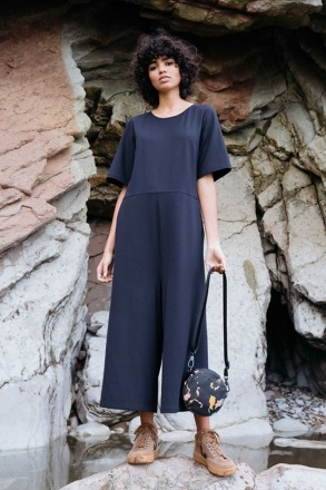 GABIRIA JUMPSUIT - SKFK Ethical Fashion