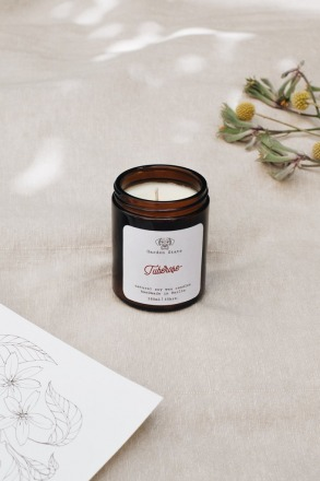 Tuberose Candle 180ml Garden State Candle