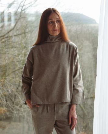 BEAUMONT ORGANIC Ula-Jane Organic Cotton Top