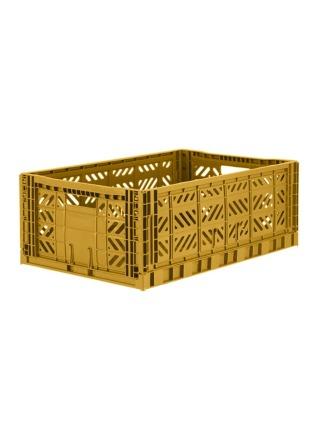 AyKasa Maxi Mustard - Storage Box