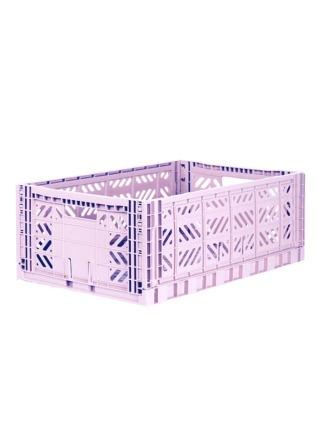 AyKasa Maxi Storage Box -orchid Storage