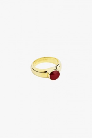 Lava ring gold - wildthings collectables