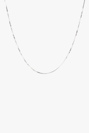 wildthings collectables Box choker silver 36cm