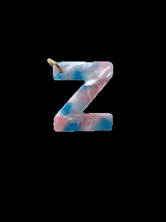 ABC Anhänger Z - hello love