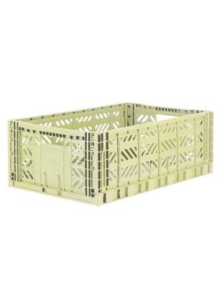 AyKasa Maxi lime cream Storage Box