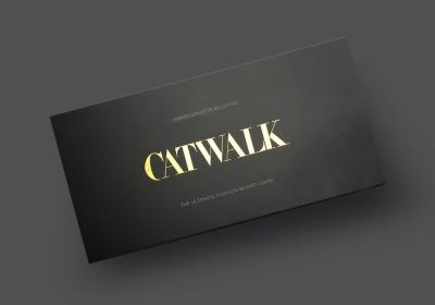 CATWALK ENGLISH VERSION The ultimate Fashion