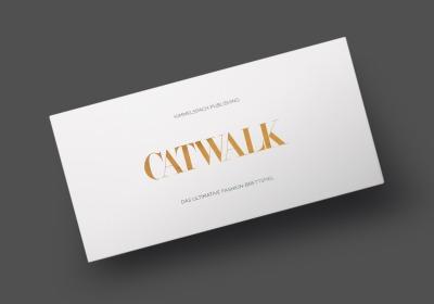 CATWALK - Das ultimative Fashion-Brettspiel