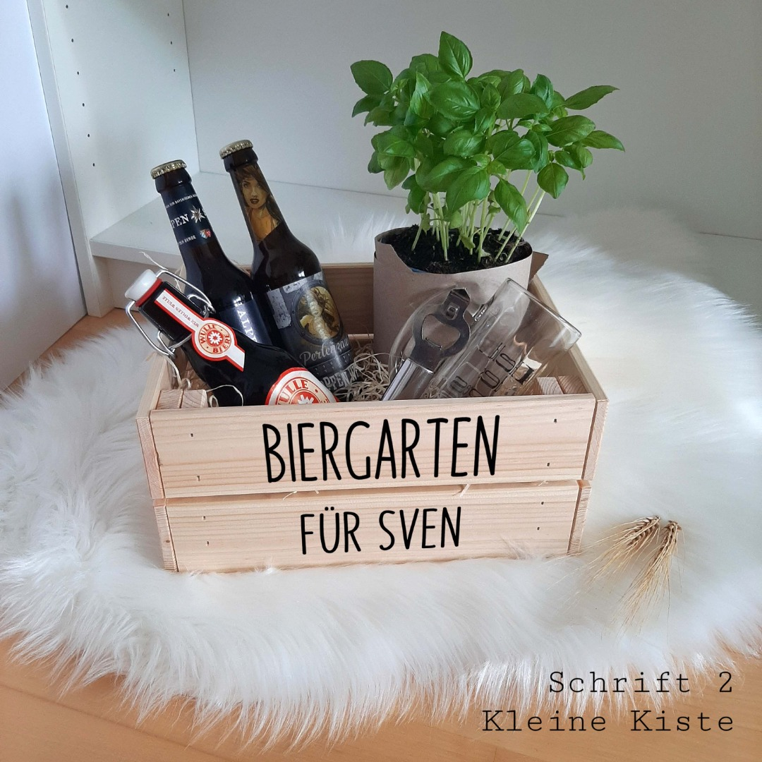 Biergarten / Kräutergarten mit Namen 5