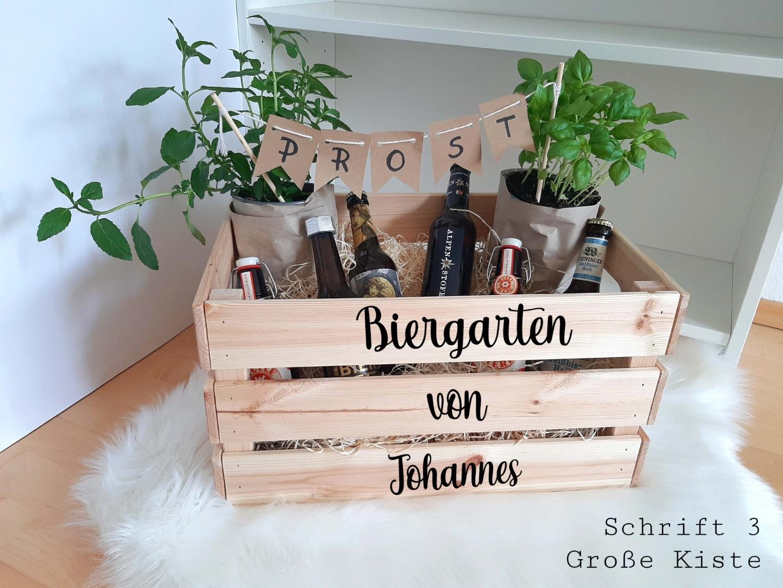 Biergarten / Kräutergarten mit Namen 6