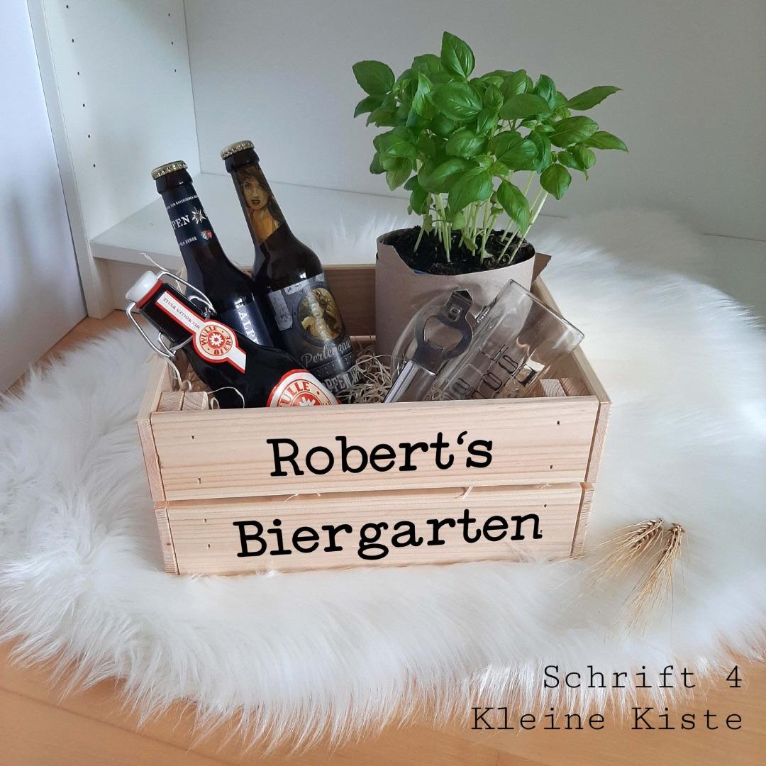 Biergarten / Kräutergarten mit Namen 7