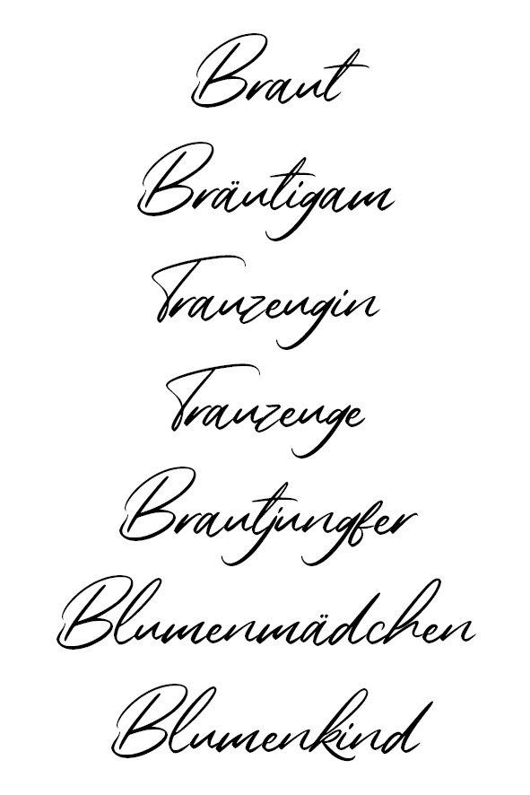 Weiße Kleiderbügel - Schriftzug Aufkleber 2
