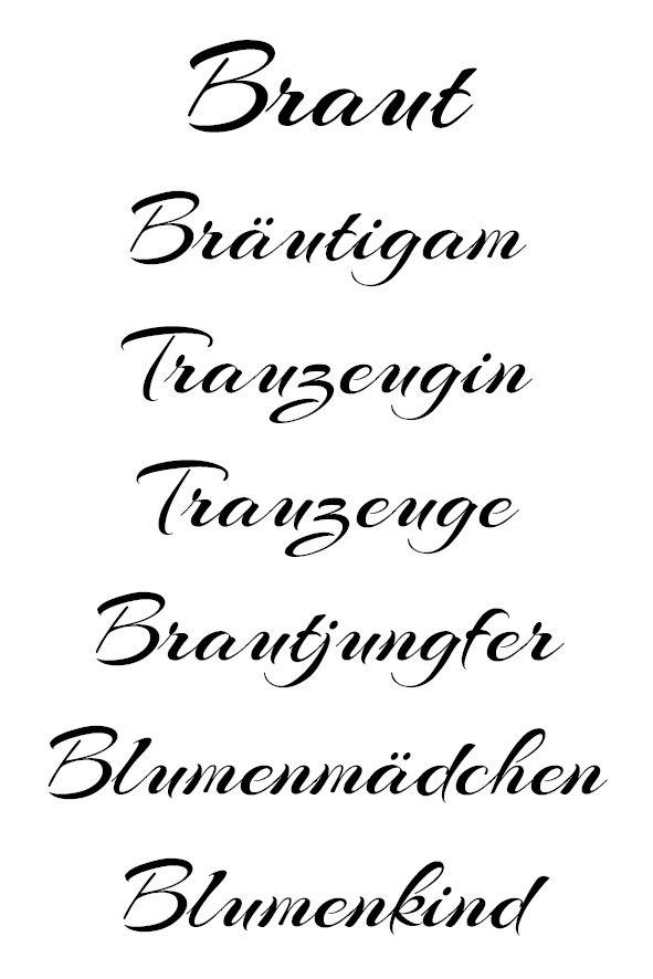 Weiße Kleiderbügel - Schriftzug Aufkleber 4