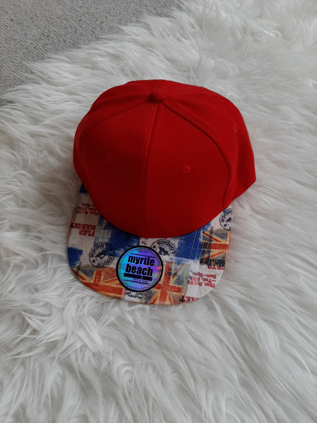 Personalisierte Snapback Cap 6