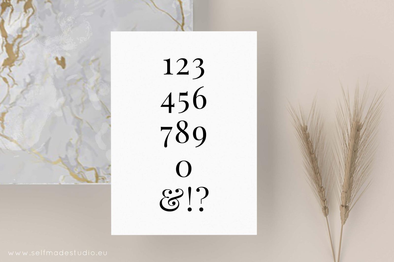 Buchstaben Sticker zu individuellen Verwendung 3