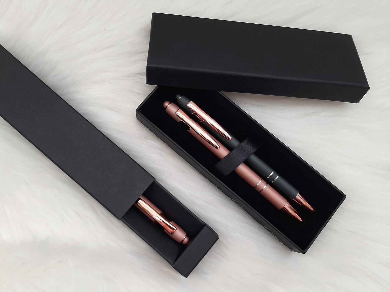 Kugelschreiber mit Name & Geschenkverpackung 4