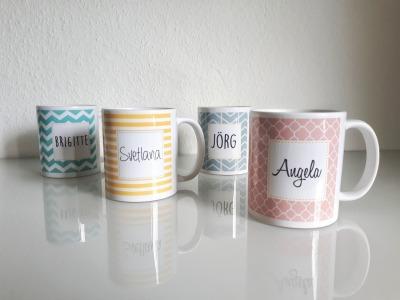 Danke Tasse Becher Geschenk Keramik Tasse
