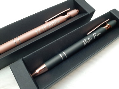 Kugelschreiber mit Name Geschenkverpackung Stift personaisliert