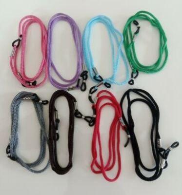 3x Brillenband - Brillenschnur Schwarz