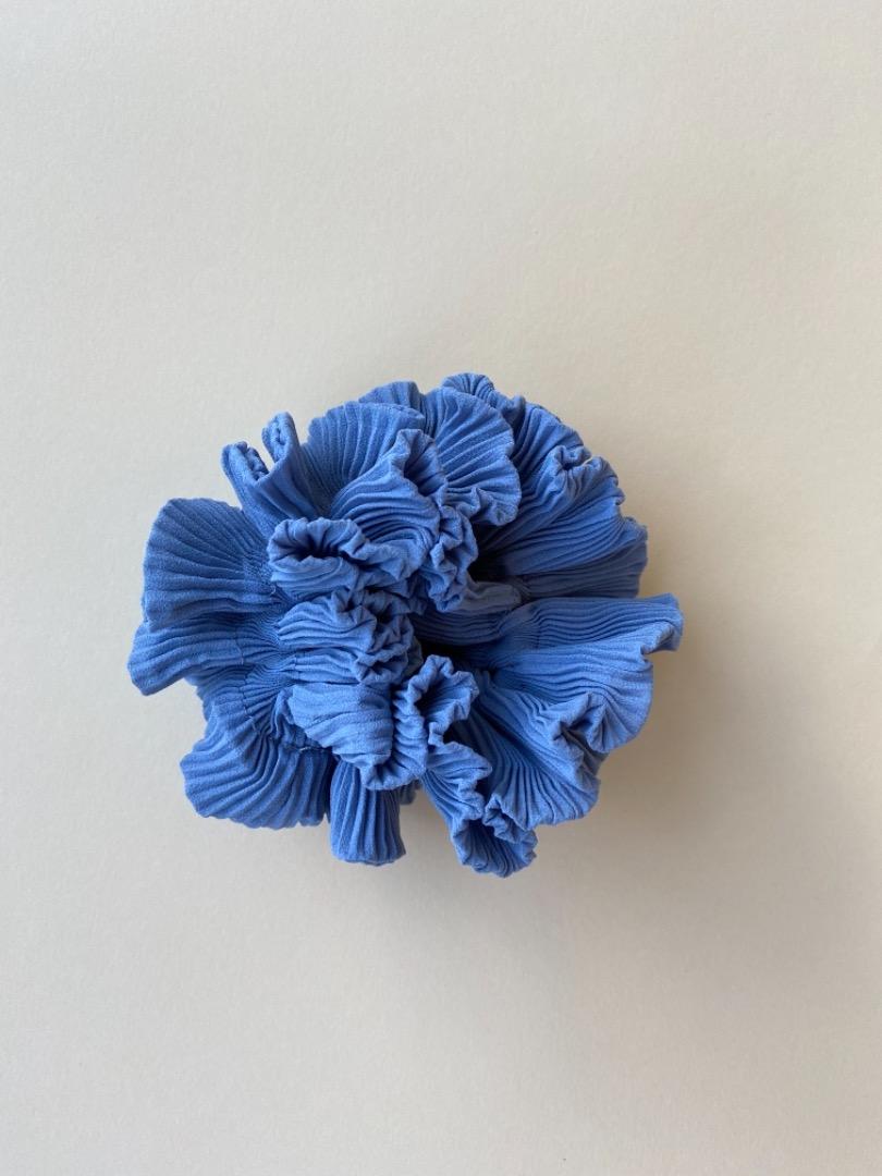 Scrunchie Ocean Blue Hello Love 4