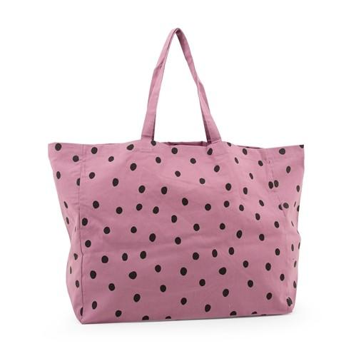 Cotton Bag Freckles Purple 3